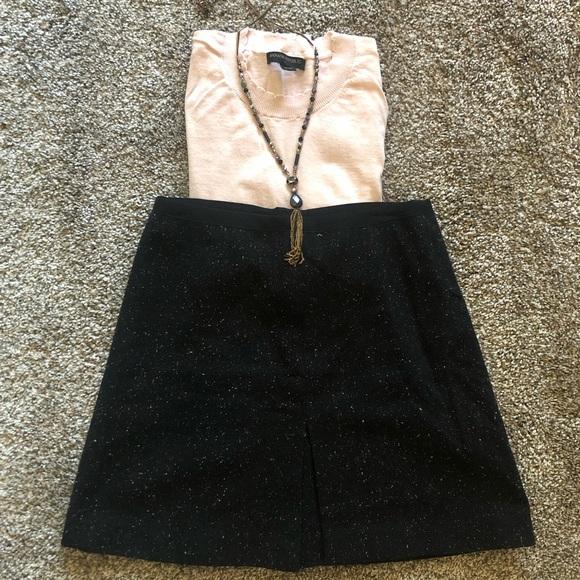 H&M Dresses & Skirts - H&M Speckled Wool Skirt